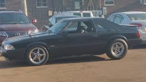 Black Mustang Lx 1992 Ford Mustang Lx Hatch Ls6 6spd Update Ls1tech Camaro