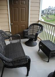 balcony furniture u2013 how can you properly maintain hum ideas