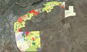 Easton Map The Boroughs Easton Development Corp
