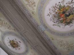 soffitti dipinti restauro soffitto gaetano lodi conservazione e restauro