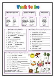 verb to be teaching english pinterest english english