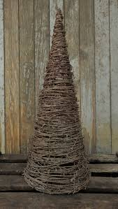rustic christmas decor grapevine tree glitter grapevine tree