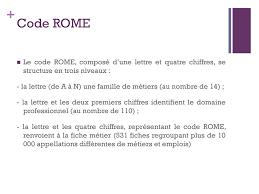 femme de chambre fiche rome démarche de candidature ppt télécharger