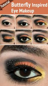 Halloween Eye Makeup Kits by Best 25 Butterfly Makeup Ideas On Pinterest Butterfly Costume