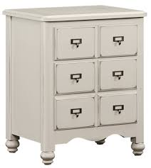 doerr furniture american maple apothecary night stand
