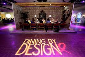 Home Design Show Pier 92 Diffa Design Industries Foundation Fighting Aids Dining By Design