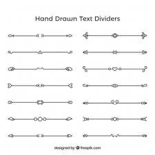 divider vectors photos and psd files free
