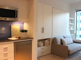 Cost Of Building A Garage Apartment What It U0027s Like To Live In New York City U0027s First Micro Apartments