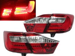 Toyota Asis Camry Asis Xv50 4dr 2012 Present Led Rear Light Clear For