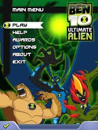 ben 10 ultimate alien ultimate defender java game mobile