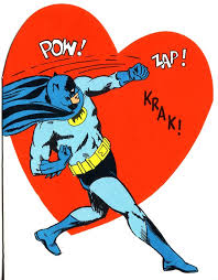 batman valentines card the best batman valentines