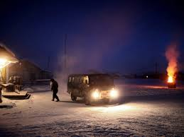 Oymyakon Map What It U0027s Like Living In The Coldest Town On Earth Wired