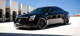 lowered cadillac cts customized cadillac cts exclusive motoring miami fl