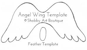 wing ornament shabby boutique
