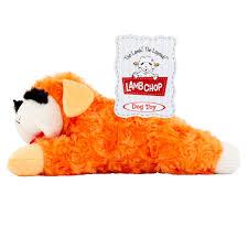 walmart plush lamb chop dog toy walmart com