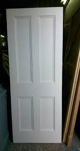 Recycled Interior Doors Painted Solid Pine Doors Made Exle Beaded 4 Panel
