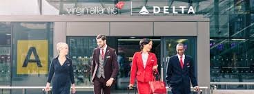 virgin atlantic partnership delta air lines