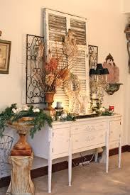 270 best shabby chic christmas images on pinterest christmas a whole bunch of christmas porch decorating ideas
