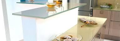 plan de travail cuisine verre plan de travail cuisine verre carrelage pour credence cuisine 11 le