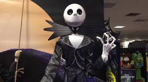 2017 spirit halloween gemmy animated jack skellington youtube