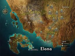 Gw2 World Map by In Game Maps Of Tyria Cantha And Elona Guildwars2