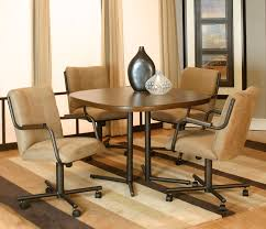 round laminate table tops and chair sets for dining room table