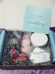 bath bevy april 2017 subscription box review coupon hello