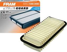 amazon com fram ca9115 extra guard flexible panel air filter