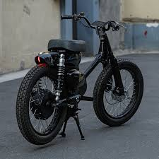 electric motorcycle how to turn the honda cub into an electric motorcycle bike exif