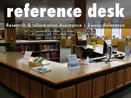 Library Reference Desk Pgcc Library By Maria Bonet