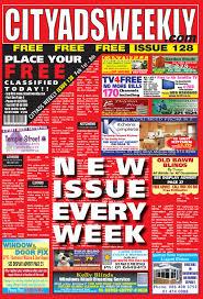 cityads weekly 128 by peter o u0027 connor issuu