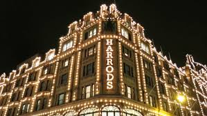 Commercial Christmas Decorations London by Harrods Christmas Shop Windows Lights Unveiled London Youtube