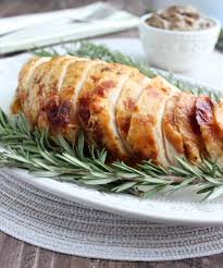 turkey and mushroom gravy recipe roasted turkey breast with blue cheese mushroom gravy