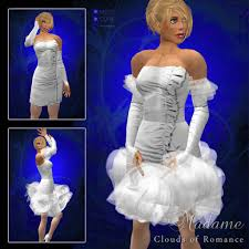 second marketplace madame haute couture clouds of