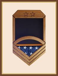 3x5 Flag Display Case With Certificate 3 X 5 Retirement Flag Case Woodknot Woodworks
