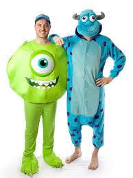 Sulley Womens Halloween Costume Sulley Costume Deluxe Monsters University Monster