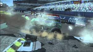 monster truck grave digger video monster jam monster jam path of destruction grave digger