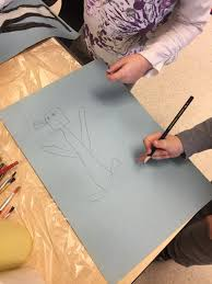 penguin writing paper the penguin inquiry continues kindergarten fun in room 101 we drew a collaborative life sized emperor penguin did you know that they can be up to 120 cm in height and weigh anywhere from 50 100 pounds
