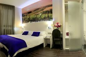 rooms of the hostel prado in madrid official site
