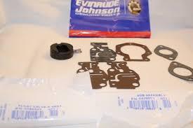 amazon com evinrude johnson kit ay carb repair 439073 automotive