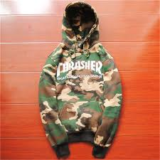 thrasher hoodie 2015 new skateboard sweartshirt pullover sudadera