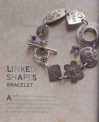 Stamped Jewelry Stamped Metal Jewelry Book Dvd Giveaway Metals Metal Bracelets