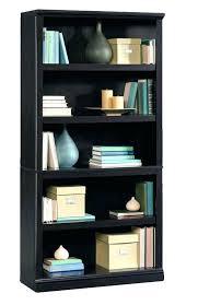Sauder Premier 5 Shelf Composite Wood Bookcase Sauder Shelves Bookcase Lamdepda Info