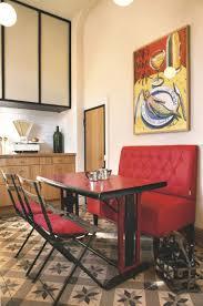 bistrot et cuisine cuisine seelatar banquette bistrot design banquette cuisine