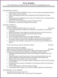 administrative assistant resume skills designproposalexample com
