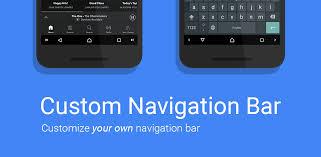 android bar app 7 0 custom navigation bar customiz android development