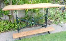 Iron Drafting Table Antique Drafting Table Ebay