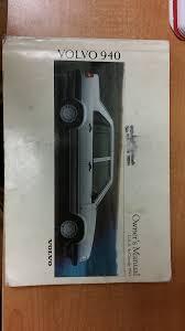 volvo owner u0027s manuals u2013 volvo salvage