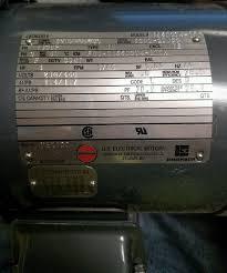 us electric motor 1 hp vertical motor u2013 mosier industrial