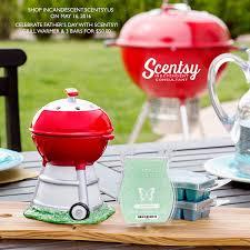 Backyard Bbw Scentsy Father U0027s Day 2016 Bbq Warmer Set Scentsy Buy Online